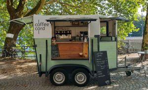Kaffeewagen Verden